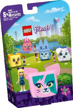 LEGO Friends Stephanie's Cat Cube (41665)