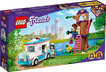 LEGO Friends Vet Clinic Ambulance (41445)