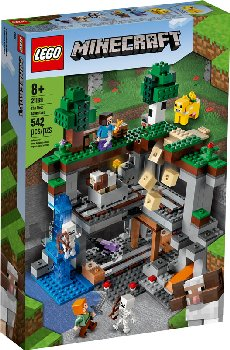 LEGO Minecraft First Adventure (21169)