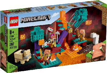LEGO Minecraft Warped Forest (21168)