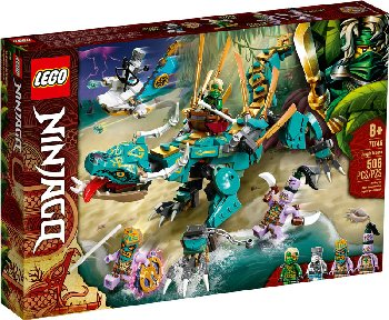 LEGO Ninjago Jungle Dragon (71746)