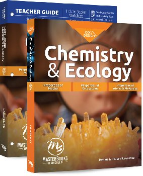 God's Design for Chemistry & Ecology Set (Master Books Edition)