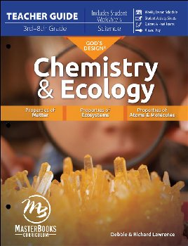 God's Design for Chemistry & Ecology Teacher (Master Books Edition)