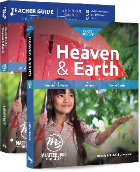 God's Design for Heaven & Earth Set (Master Books Edition)
