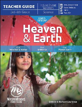 God's Design for Heaven & Earth Teacher (Master Books Edition)