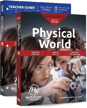 God's Design for the Physical World Set (Master Books Edition)