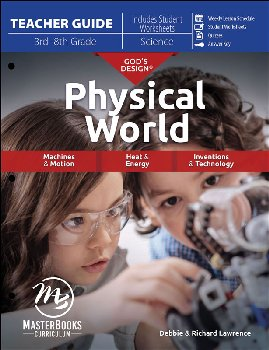 God's Design for the Physical World Teacher (Master Books Edition)