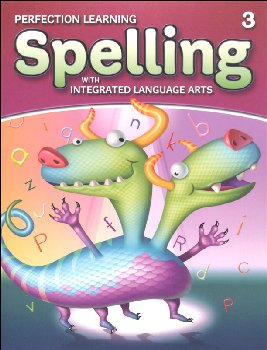 Spelling with Integrated Language Arts Student Book Grade 3