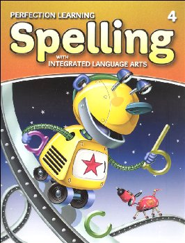 Spelling with Integrated Language Arts Student Book Grade 4
