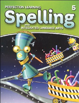 Spelling with Integrated Language Arts Student Book Grade 5