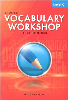 Vocabulary Workshop Enriched Student Edition Grade 8 (Level C)