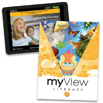 myView Literacy Homeschool Bundle - Grade 1