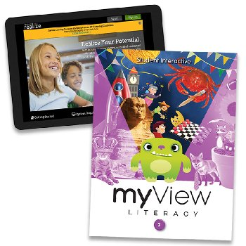 myView Literacy Homeschool Bundle - Grade 2
