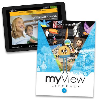 myView Literacy Homeschool Bundle - Grade 3