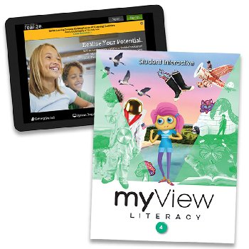 myView Literacy Homeschool Bundle - Grade 4