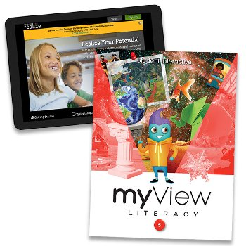 myView Literacy Homeschool Bundle - Grade 5
