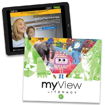 myView Literacy Homeschool Bundle - Kindergarten