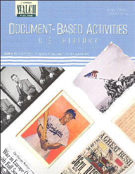 Document-Based Activities: US History Book 2