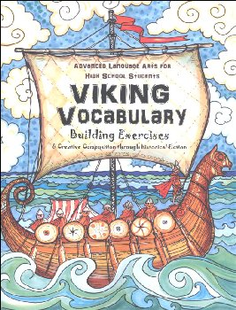 Viking Vocabulary Building Exercises & Creative Composition through Historical Fiction