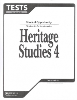 Heritage Studies 4 Tests 2ED