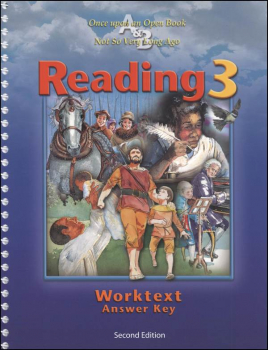 Reading 3 Worktext Teacher's Edition