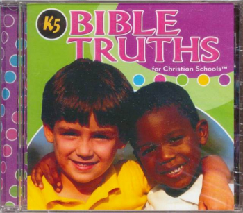 Bible Truths K5 Music CD 2ED UV