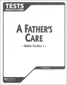Bible Truths 1 Tests 3ED
