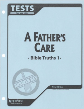 Bible Truths 1 Tests Answer Key 3ED