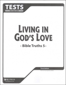 Bible Truths 5 Tests 3ED