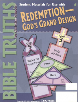 Bible Truths 6 Student Materials Packet 3ED
