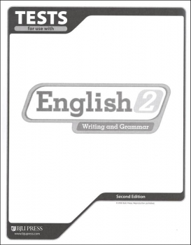 Writing/Grammar 2 Testpack 2ed