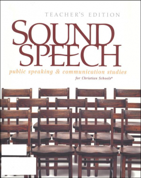 Sound Speech Teacher Edition