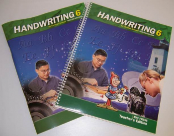 Handwriting 6 Home School Kit 2ED