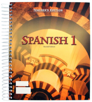 Spanish 1 Teacher's Edition 2ED