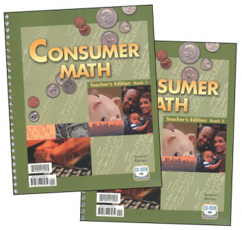 Consumer Math Teacher Edition 2ED