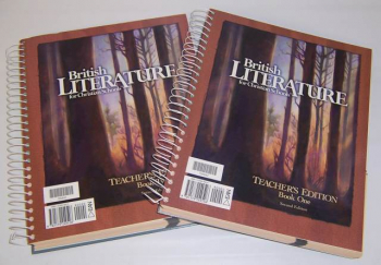 British Literature Teacher Edition 2nd Edition Updated Version