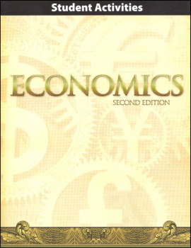 Economics Student Activities Manual 2nd Edition