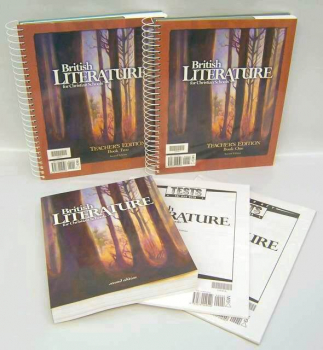 British Literature Home School Kit 2ED