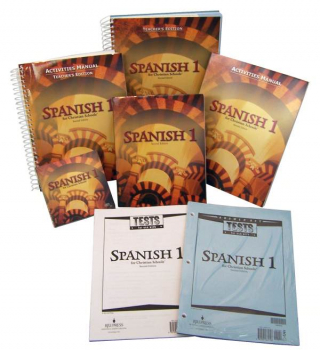 Spanish 1 Homeschool Kit 2ED