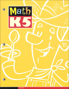 Math K5 Student Worktext 3rd Edition
