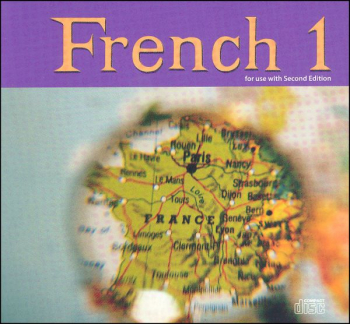 French 1 CD Set