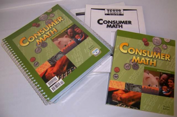 Consumer Math Home School Kit 2ED