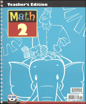 Math 2 Home Teacher's 3rd Edition