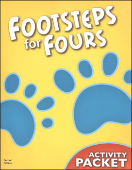 K4 Footsteps Student Activity Packet 2nd Edition