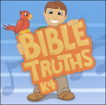 Bible Truths K4 Music CD 2ED