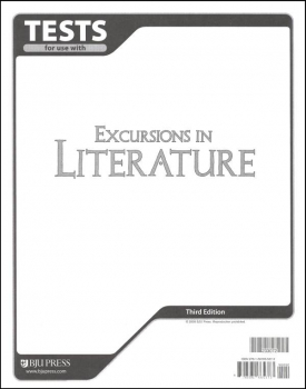 Excursions in Literature Tests 3ED