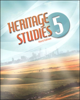 Heritage Studies 5 Student Text 3ED