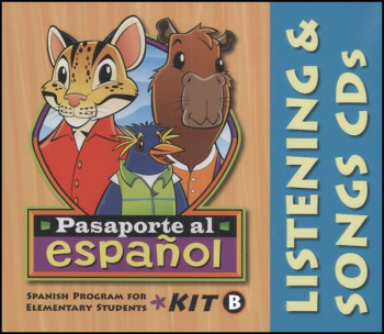 Pasaporte B CD Set