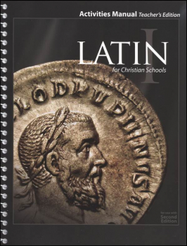 Latin 1 Teacher Activity Manual 2ED