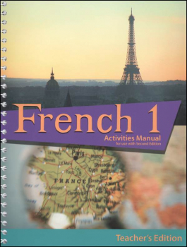 French 1 Teacher Activity Manual 2ED